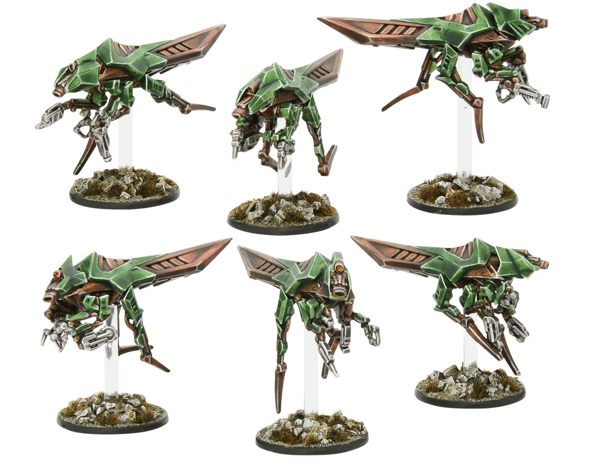 New Beyond the Gates of Antares Virai Constructor Squad