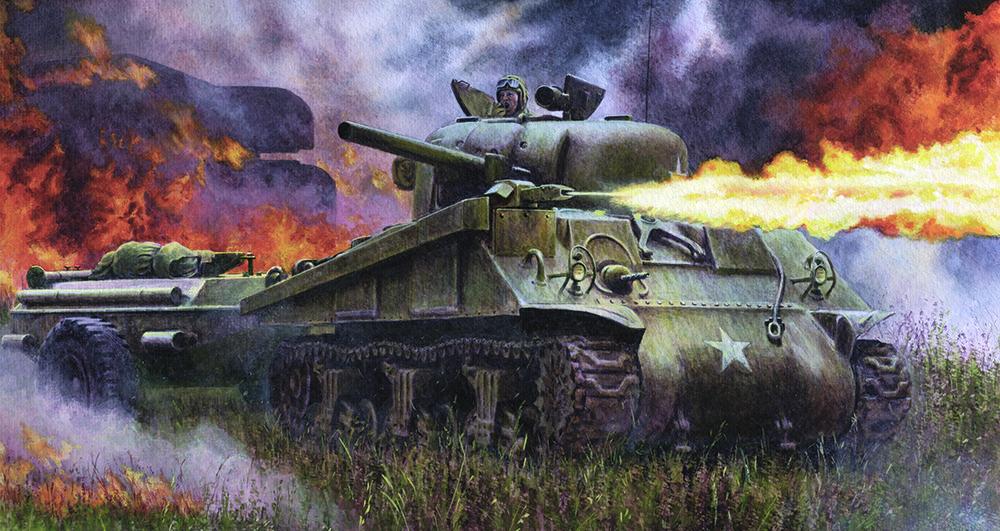 US Sherman