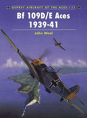 New Osprey Publishing Bf 109D/E Aces 1939–41