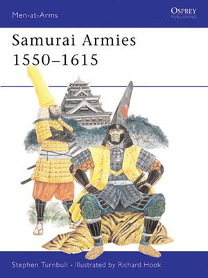 New Osprey Publishing Samurai Armies Book