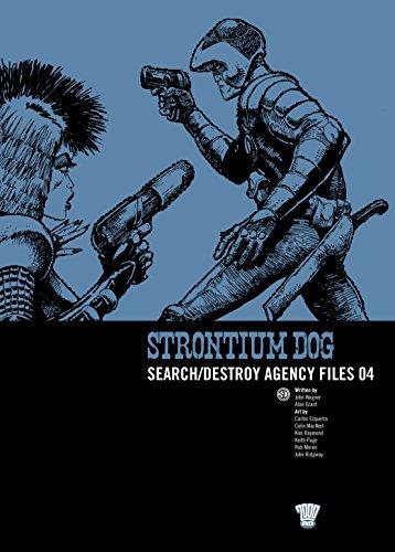 New Strontium Dog S/D Files Volume 04