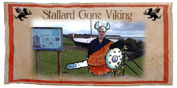 Stallard Gone Viking!
