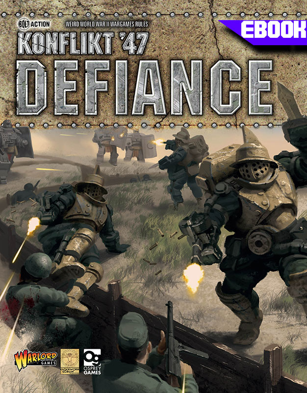 New Konflikt '47 Defiance Supplement eBook Download