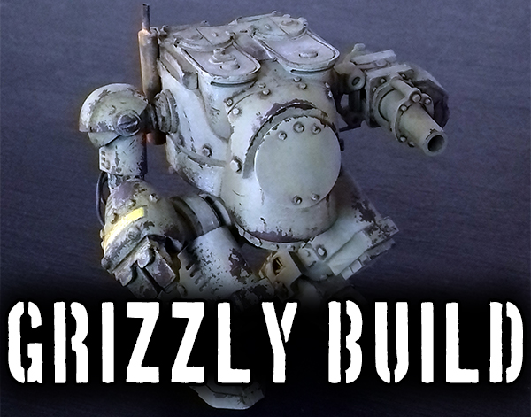 Grizzly Build