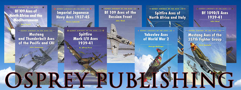 Osprey Publishing Collection Banner