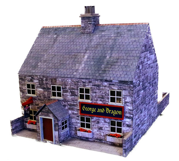 New Wargames Building Public House