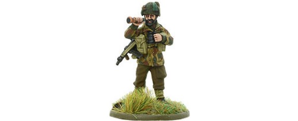 Focus: Colonel John Frost in Bolt Action
