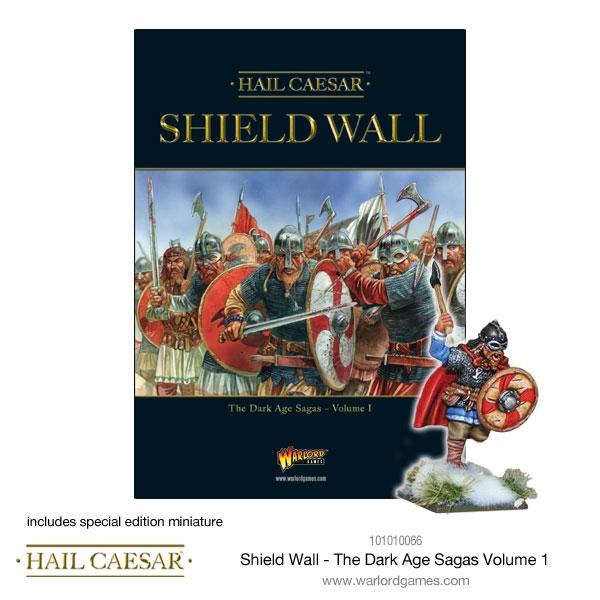 Hail Caesar Shield Wall The Dark Age Sagas Volume