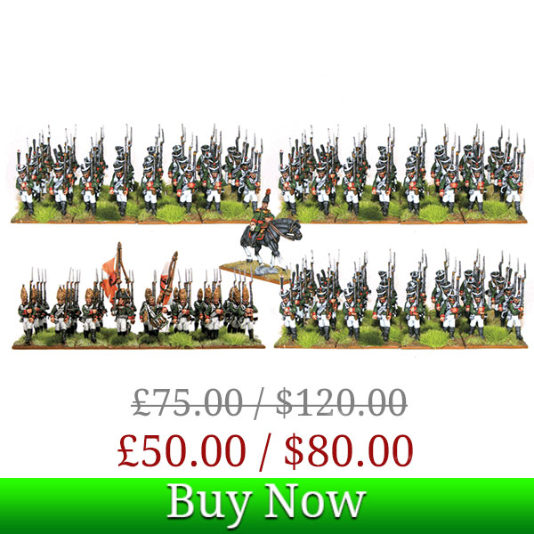 Black Powder Napoleonic Russia Box DEal