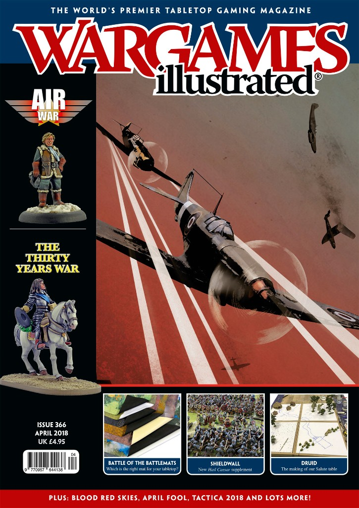 Issue 366 Wargames Illustrated