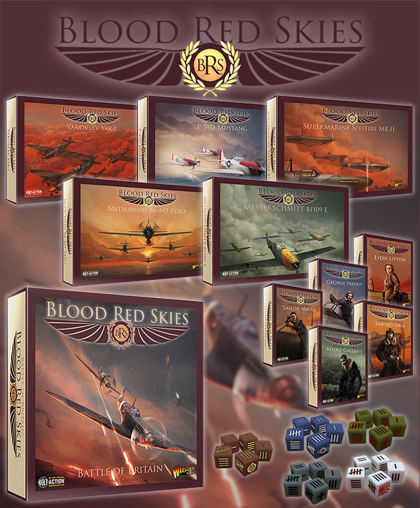 The Complete Blood Red Skies offer