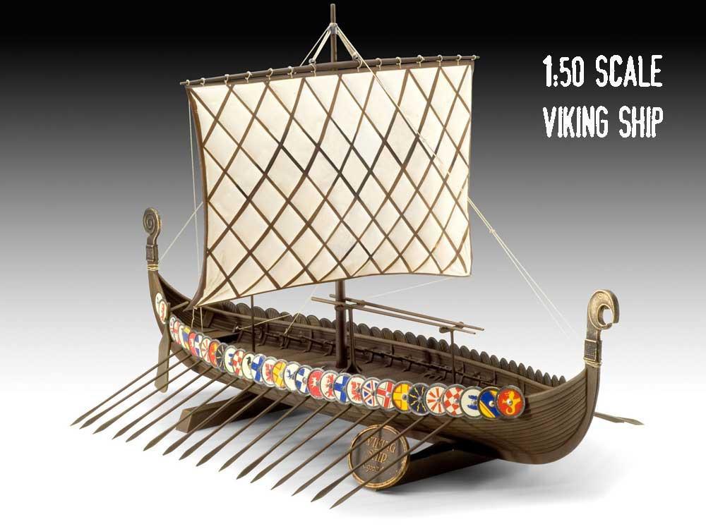Hail Caesar Viking Longship