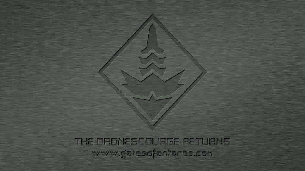 Claim your FREE Dronescourge Wallpaper!