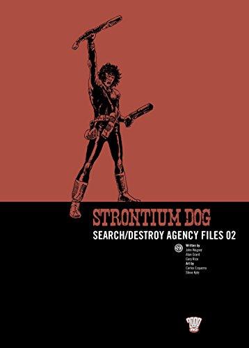 New Strontium Dog S/D Files Volume 02