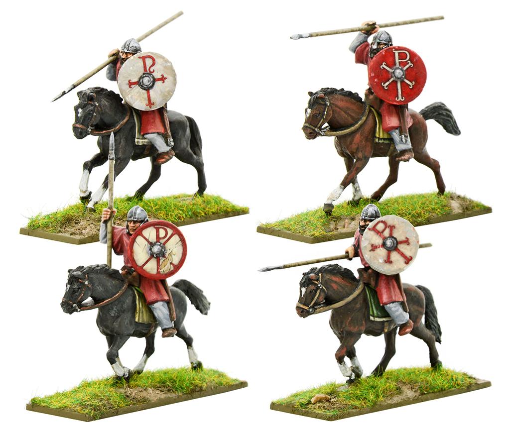 New Hail Caesar Arthurian Romano British Unarmoured Cavalry