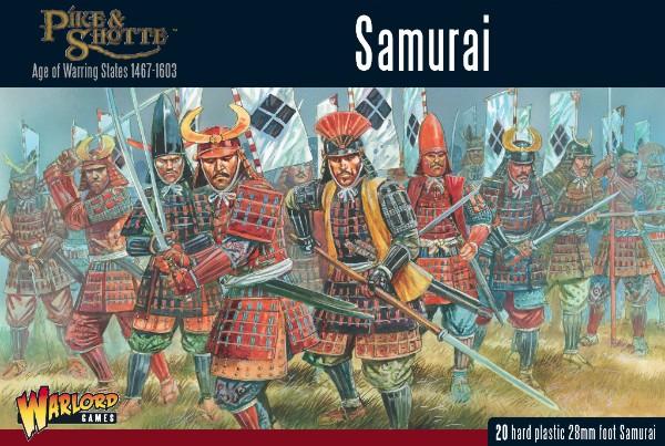 Samurai for Pike & Shotte