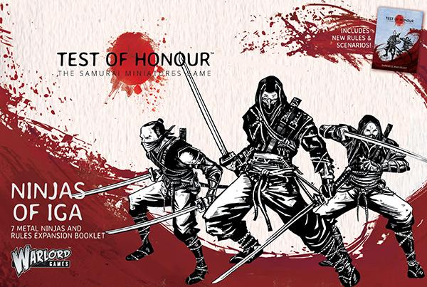 New Test of Honour Ninja
