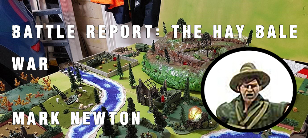 Battle Report - The Hay Bale War Article