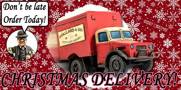 Christmas Posting Information