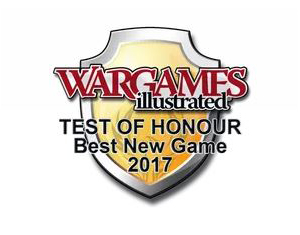 War Games Illustrated Best Game 2017 award
