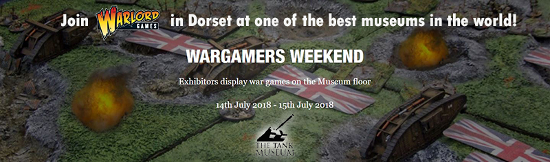 Whats on in Bovington Tank Museum this weekend banner