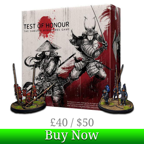 Buy Test of Honour