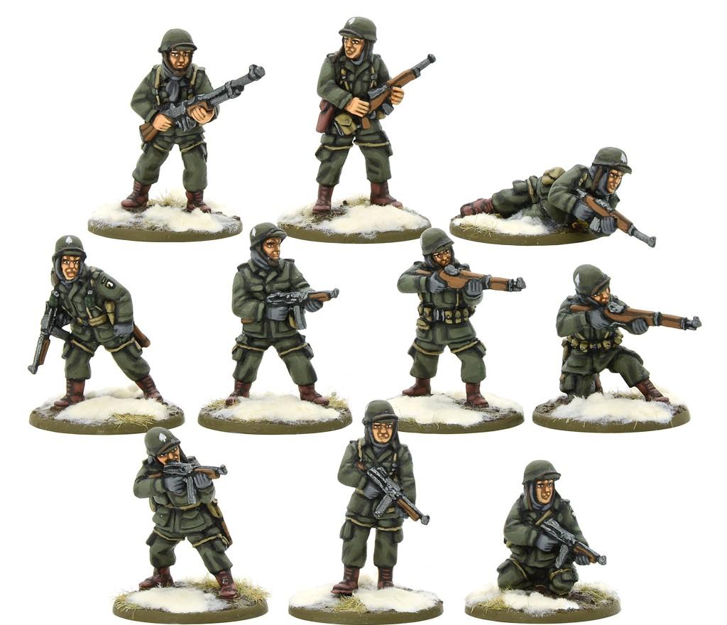 US Airborne Winter