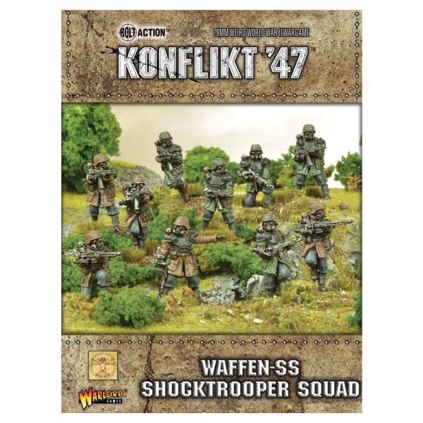Waffen SS Shocktrooper
