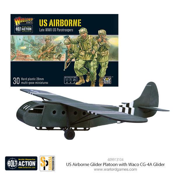US Airborne Glider Platoon