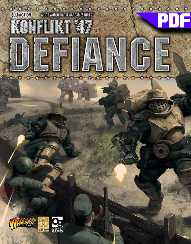 New Konflikt '47 Defiance Supplement PDF Download
