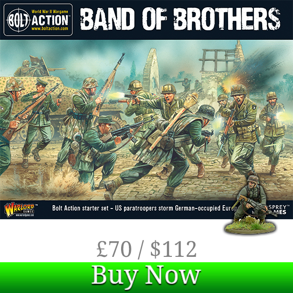 Buy the Band of Brothers Starter set