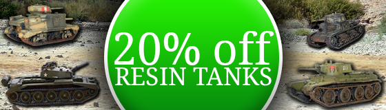 Resin tanks sale