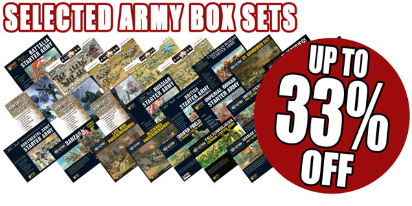Army Box Deal Banner
