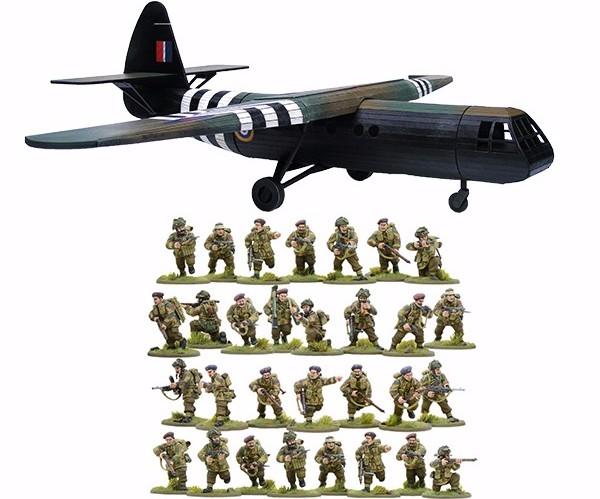 British Landing Platoon