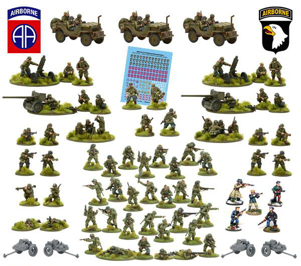 US Airborne 1500 point army (1944-1945)