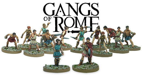 Gangs of Rome Banner Collection Banner