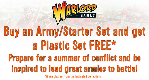 Summer Offensive Army Starter Set offer