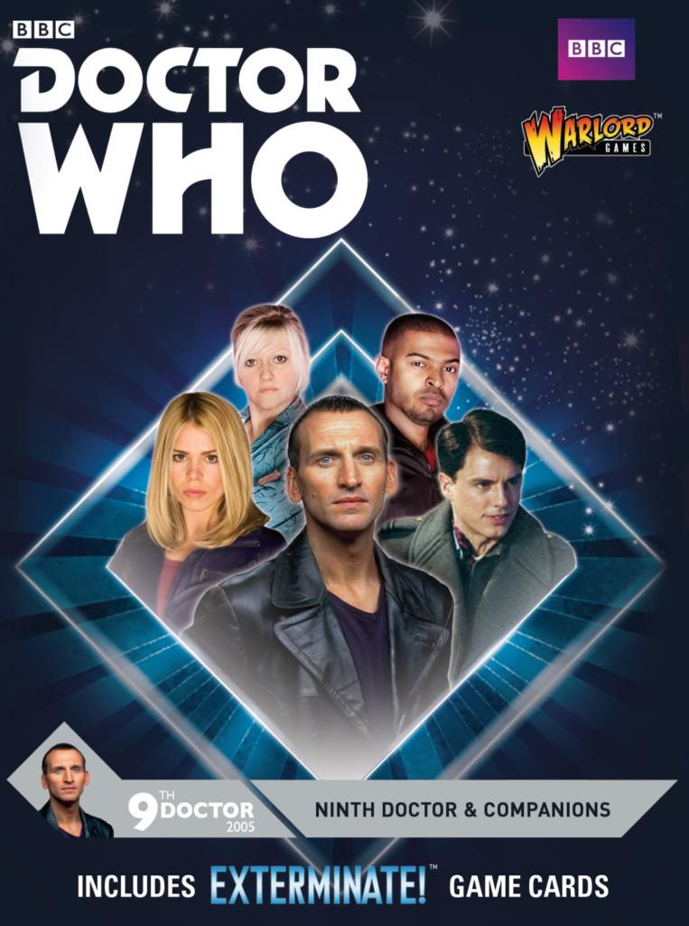 Ninth Doctor & Companions