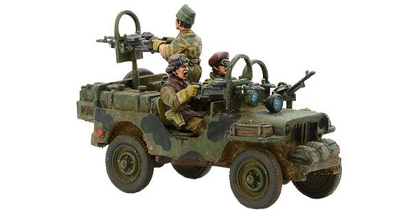 North West European SAS Assault Unit, coming soon!