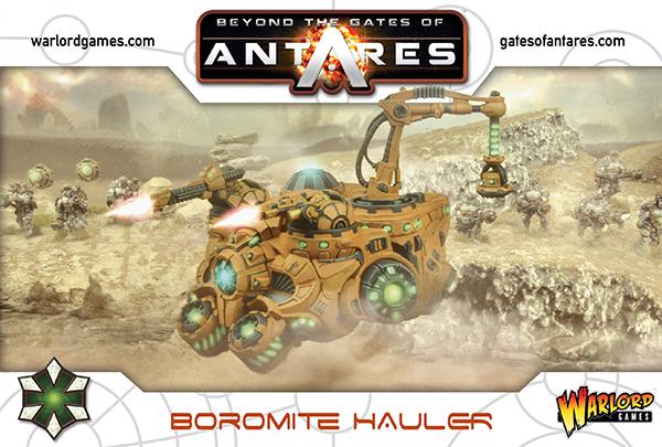New Gates of Antares Boromite Hauler