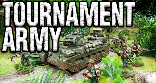 Theme a tournament army