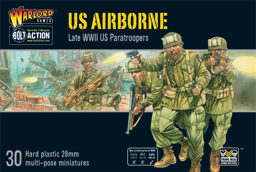 US Airborne parachute-infantry