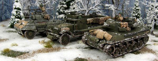 Banner Bolt Action US German Vehicles