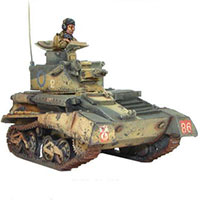 Vickers Light Tank Mk VIB