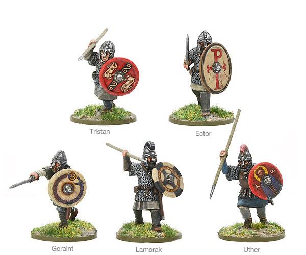 New Hail Caesar Age of Arthur Heroes of Tintagel