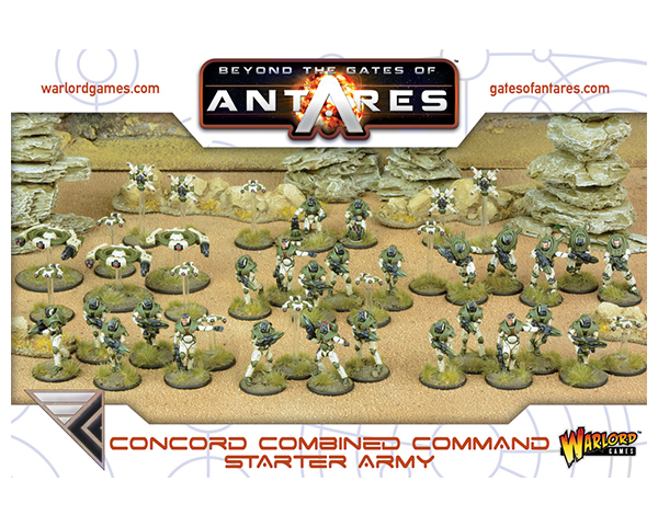 C3 Concord army for Gates Of Antares