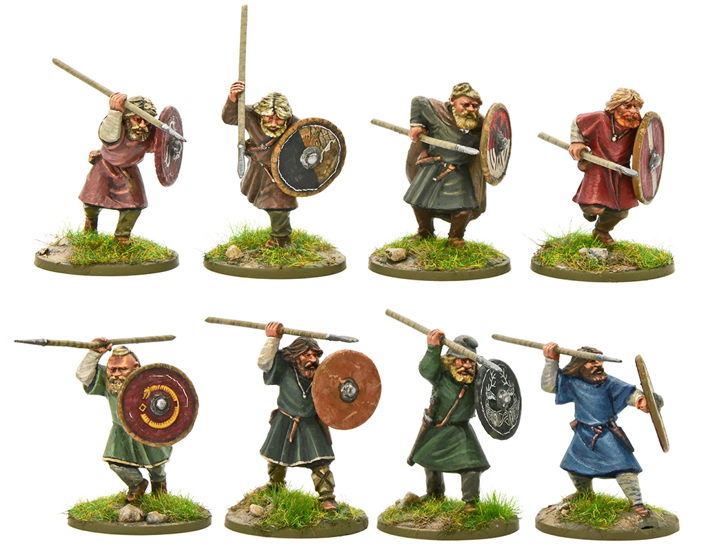 New Arthurian Early Saxon Ceorls B