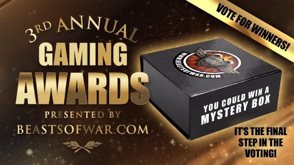 BoW Gaming Awards