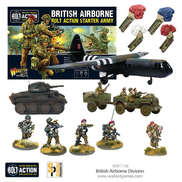 British Airborne Division