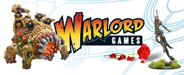 Warlord Games Newsletter Banner